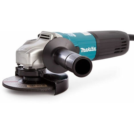"Makita GA5040C 125mm 5"" Angle Grinder 1400W Soft Start 240V"