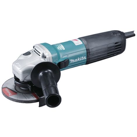 MAKITA GA5040C - Miniamoladora 125mm 1400w 2800-11000 rpm