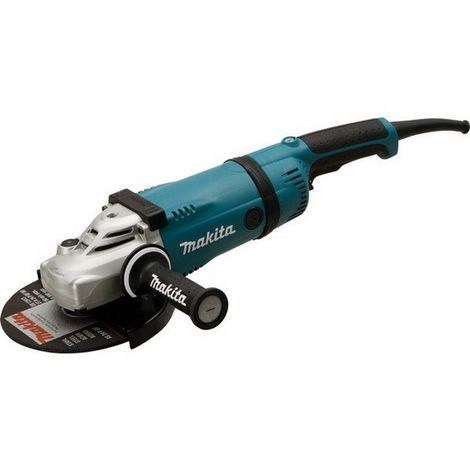 MAKITA GA7040R - Amoladora 180 2600w 8500 rpm 6.6 kg sar