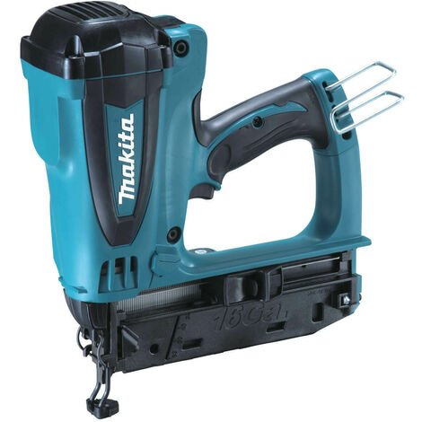 Makita GF600SE 7.2V Second Fix Gas Nailer Kit