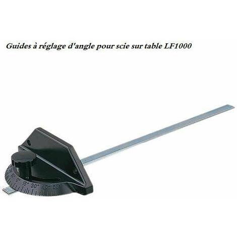 Makita - guide à réglage d'angles scie sur table LF1000 - 122730-4