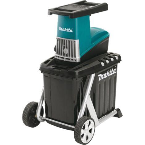 Makita Häcksler UD2500, blau/schwarz, 2.500 Watt