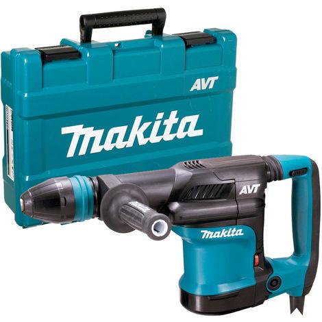 Makita HM0871C 110V SDS Max AVT Demolition Hammer with Carry Case