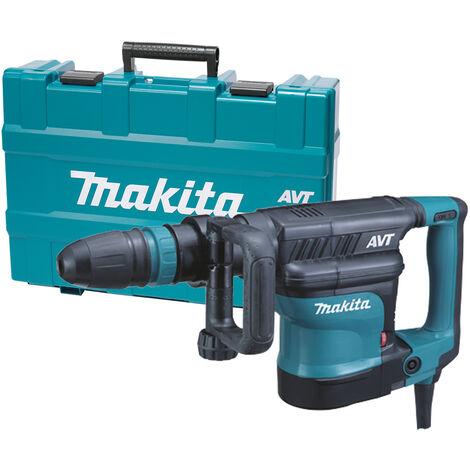 Makita HM1111C 240V SDS-Max Demolition Hammer with AVT 1300W