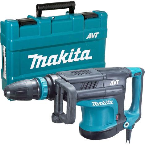 Makita HM1213C 240V AVT SDS Max Demolition Hammer Drill
