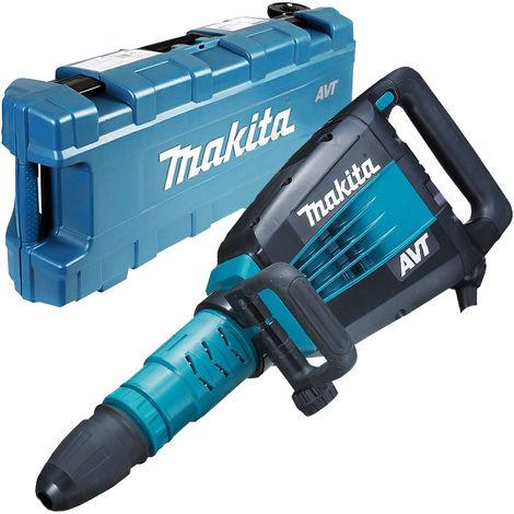 Makita HM1214C 240V AVT SDS Max In-Line Demolition Hammer