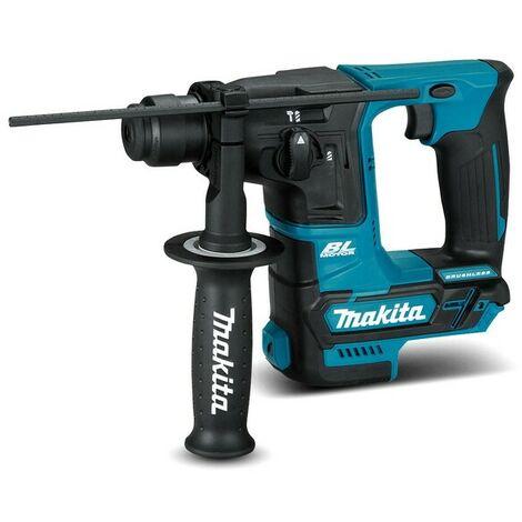 Makita HR 166 DZ 10,8 V Li-Ion Brushless SDS-Plus Perforateur sans fil - sans Accessoires, ni Batteries, ni Chargeur