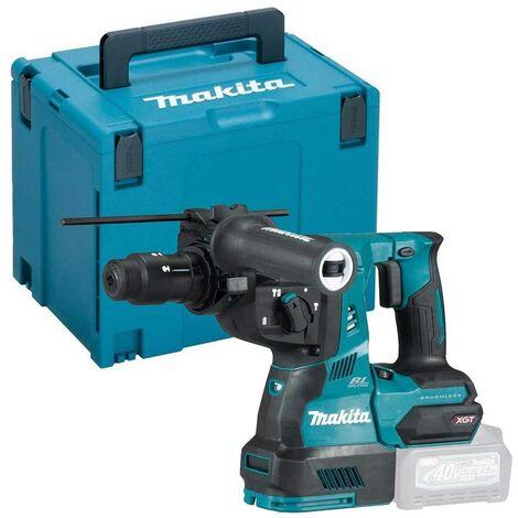 Makita HR004GZ 40v Max XGT Brushless Rotary Hammer Drill Bare Unit & Makpac Case