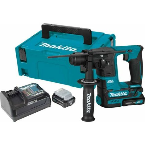 Makita HR166DSMJ 12v CXT Brushless SDS Rotary Hammer