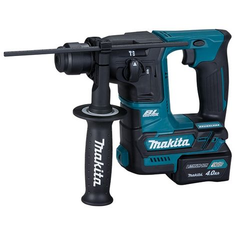 MAKITA HR166DSMJ - Martillo ligero 16mm a bateria 10.8v 4ah cxt