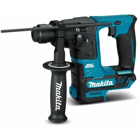 Makita HR166DZ Perforateur SDS-Plus 12 V CXT Li-Ion 16 mm (Produit seul) - 1,1J