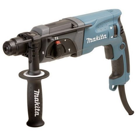 MAKITA HR2470 - Martillo ligero sds-plus 780w 3 posiciones 2.9 kg broca hasta 24