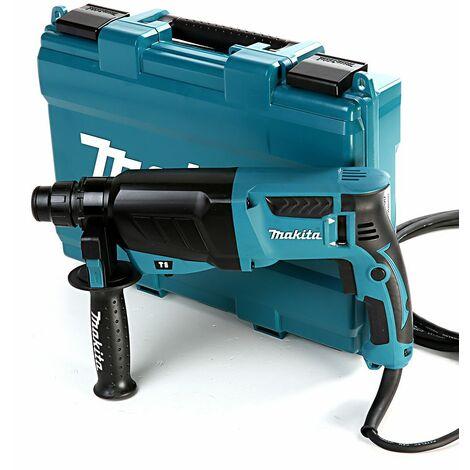 Makita HR2630 SDS Rotary Hammer Drill 3 Mode 26mm 240V