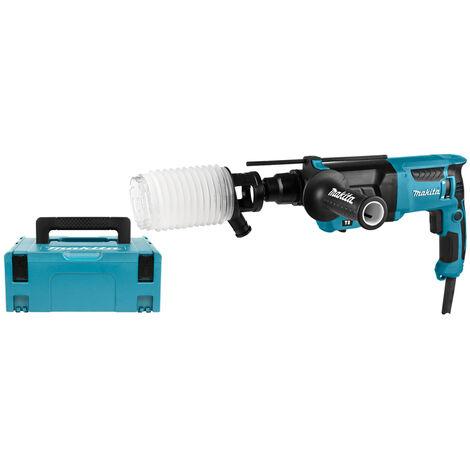 Makita HR2630J SDS-Plus Marteau Perforateur-Burineur 800W - 2,4J