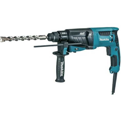 Makita HR2631F 800W 110V SDS Plus Hammer Drill