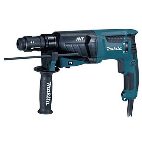 MAKITA HR2631FT - Martillo ligero sds-plus 800w 3 modos hasta 26 mm