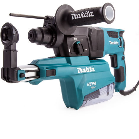 Makita HR2650 Rotary Hammer SDS+ 3 Mode 26mm with Self Dust Collector 240V