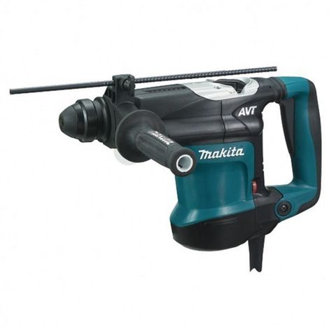MAKITA HR3210C - Martillo combinado sds-plus avt 850w 3 posiciones 5.2 kg broca hasta 32