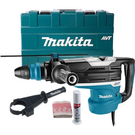 Makita HR5212C 110V Demolition Hammer Rotary Drill SDS Max