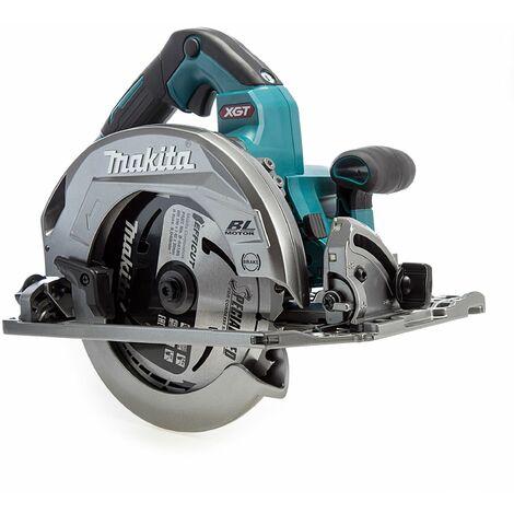 Makita HS004GD103 40Vmax XGT Brushless Circular Saw 190mm 1 x 2.5Ah