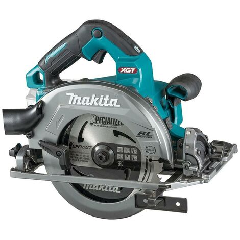 Makita HS004GZ 40v Max XGT 190mm Brushless Circular Saw Bare Unit
