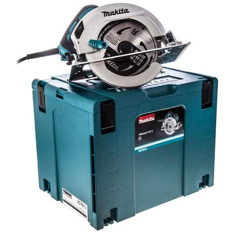 Makita HS7601J Scie circulaire dans MAKPAC - 1200W - 190mm