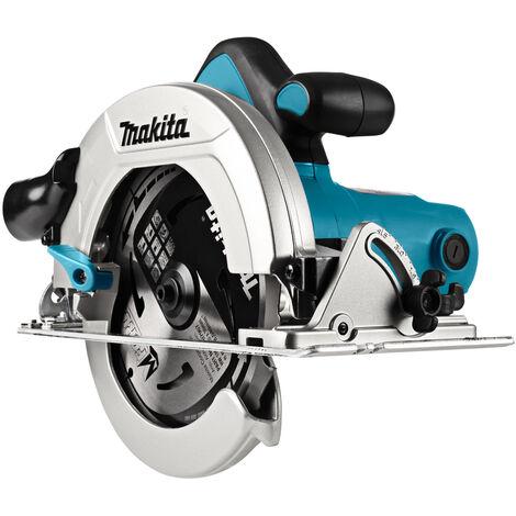 Makita HS7601J Sierra circular en Mbox - 1200W - 190mm