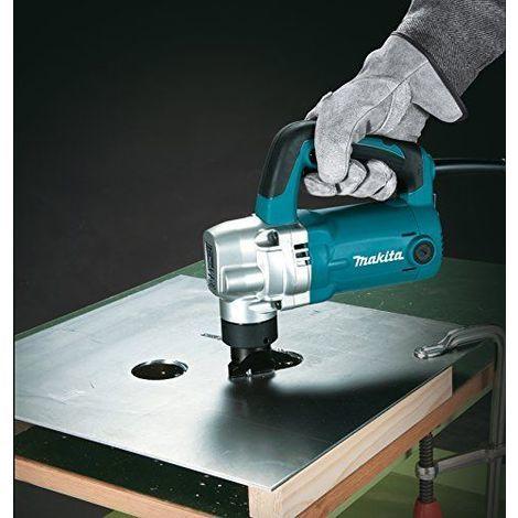 Makita JN3201J Grignoteuse 3,2 mm 710 W avec coffret Makpack