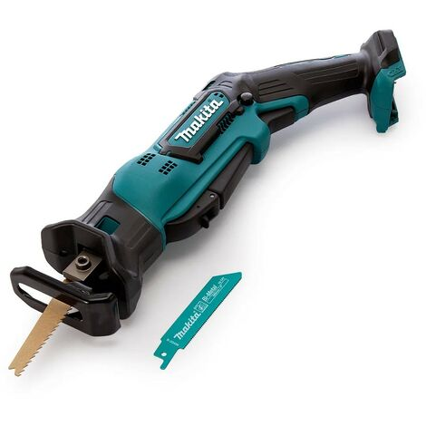 Makita JR105DZ 10.8v CXT Cordless Reciprocating Saw - Bare Unit