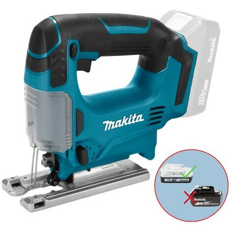 Makita JV183D 18v Cordless Li-Ion Jigsaw Bare Unit BL1813G Compatible G Series
