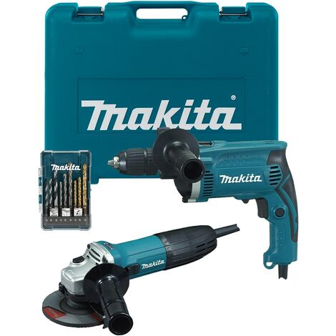 MAKITA Kit DK0049X1 (GA4530R HP1631 Coffret Accessoires)