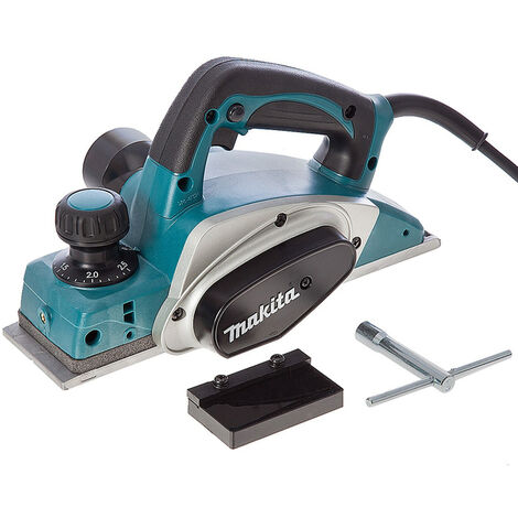 "Makita KP0800/2 240V 3""/82mm Heavy Duty Planer 620w"