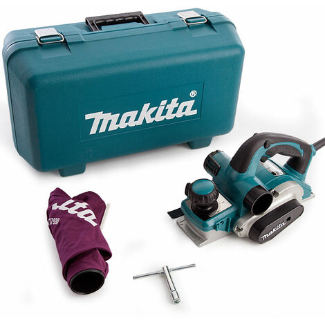 Makita KP0810CK 240V 82mm Heavy Duty Planer with Case Speed Control