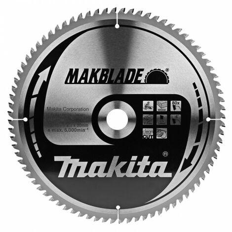 Makita - Lame carbure Makblade bois Ø 305 mm - B-09086 - TNT