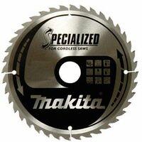Makita Lame pour scies circulaires à batteries SPECIALIZED 165x20x40Z - B-32960
