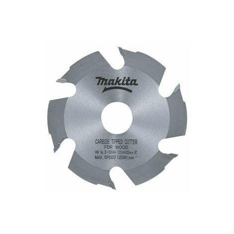 Makita Lames carbure Ø 100 mm pour lamelleuses - B-20644