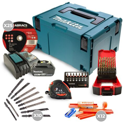 Makita Large Accessory Pack