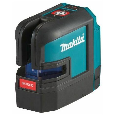 Makita Laser croix, rouge, 12V max, sans batterie et chargeur - SK106DZ