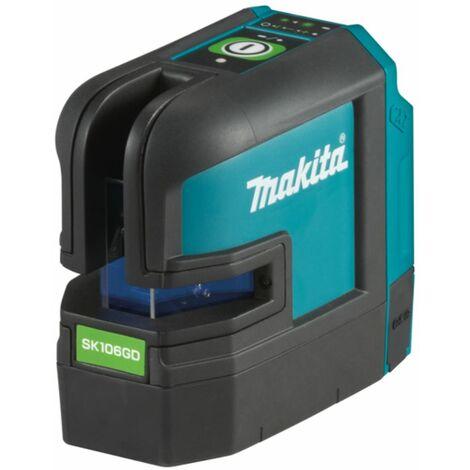Makita Laser en croix sans fil vert SK106GDZ   12 V max.