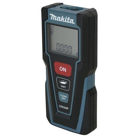 MAKITA LD030P - Medidor láser 30m
