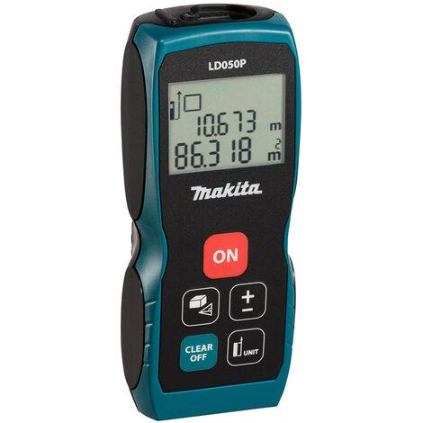 Makita LD050P Laser Distance Measure 50 Metres