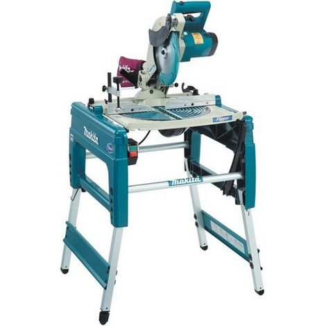 MAKITA LF1000 - Sierra reversible 1650w 2700 rpm disco 260 mm 33 kg