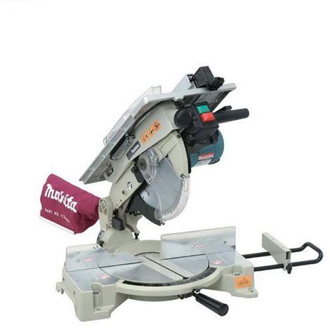 Makita LH1040F Scie à coupe d'onglet et à délignage - 1650W - 260 x 30mm