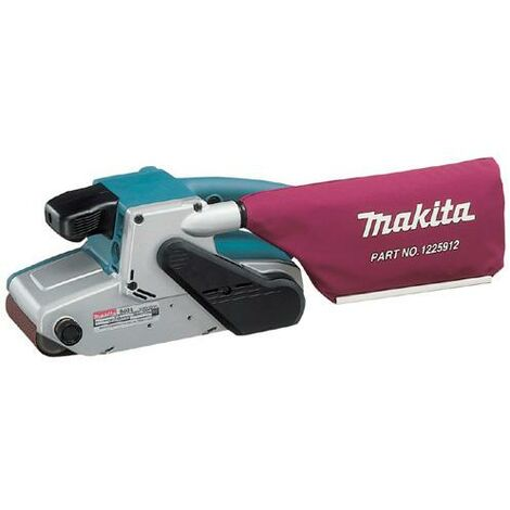 Makita - Lijadora de banda 1010W ( banda: 100 x 610 mm)+ maletín Makpack- 9404