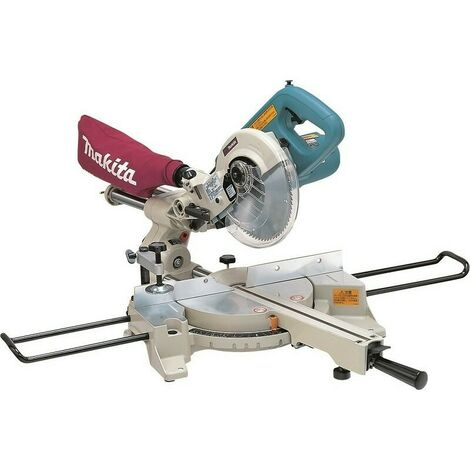 Makita LS0714 190mm Sliding Compound Mitre Saw