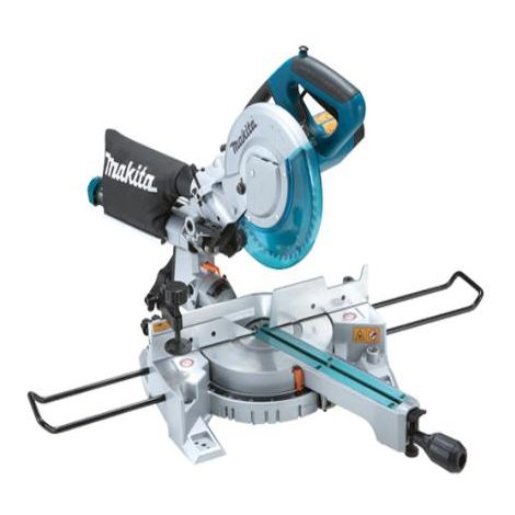 MAKITA LS0815FL SLIDE COMPOUND MITRE SAW 240V