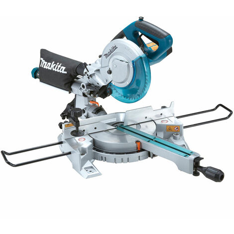 Makita LS0815FLN 216mm Sliding Mitre Saw with Laser & LED Light 240V