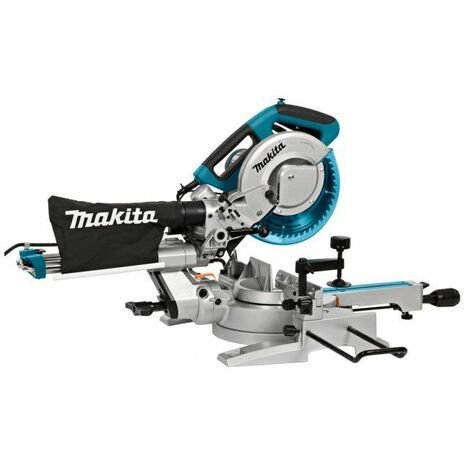 Makita LS0815FLN - Scie à onglet radiale - 230V - 1400W - 216 x 30mm
