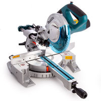 Makita LS0815FLN Slide Compound Mitre Saw 216mm / 8. 1/2 Inch 240V