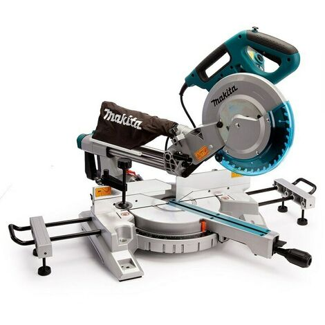 "Makita LS1018L 260mm 10"" Slide Compound Mitre Saw with Laser 110v"